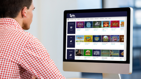 Spin Casino software and game variety