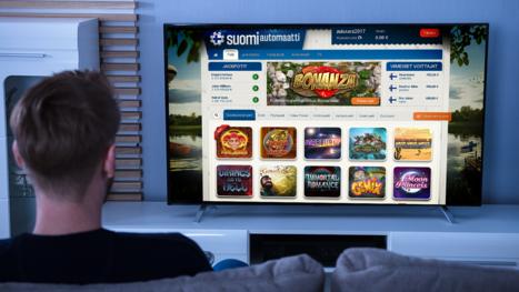 SuomiAutomaatti Casino main page