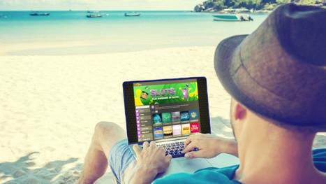 Pocket Fruity Casino main page