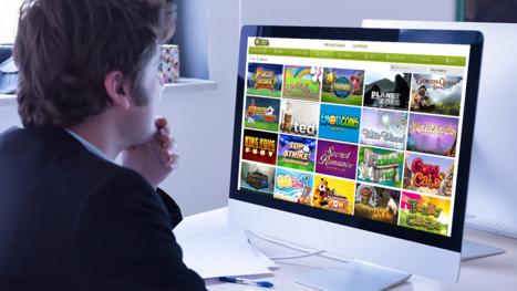 PlayCasinoGames main page