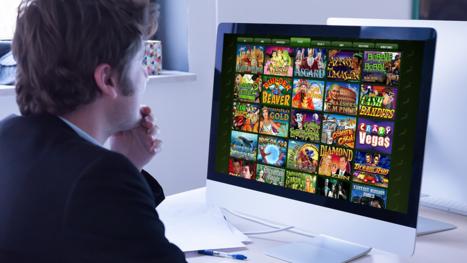 Springbok Casino main page