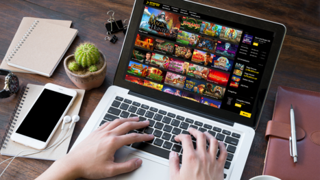 Energy Casino software and game variety