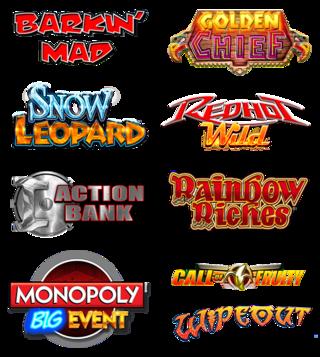 Barcrest Online Slot Games