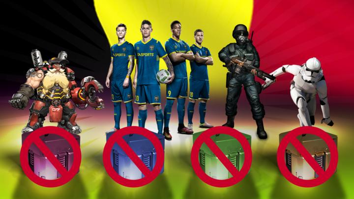 Loot Boxes: New Type of Gambling? Belgium has Something to Say