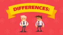 🕴️ Några uppenbara och inte-så-uppenbara skillnader mellan en affärsman och en gamblare