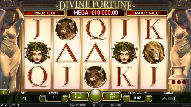 divine fortune slot interface.png