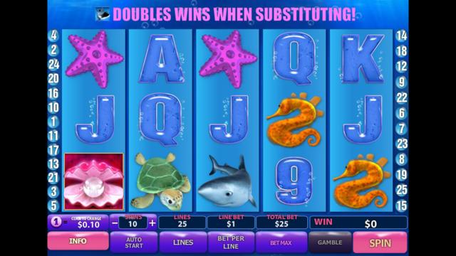 Great Blue Slot Free Demo