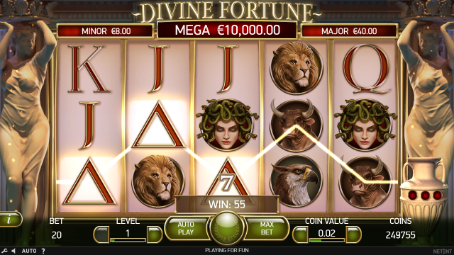 divine fortune slot win-2.png